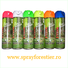 spray forestier